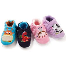 Slippers at school – children explain the benefits
