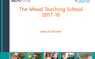 The Mead Teaching School Annual Report now available