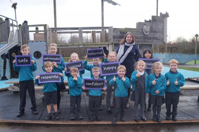 The Mead Primary School Rated GOOD In All Areas