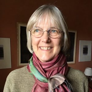 Kim Baker (Lyne) (Chair of The Mead Advisory Group)